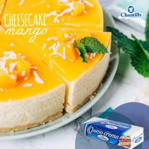 cheesecake mango