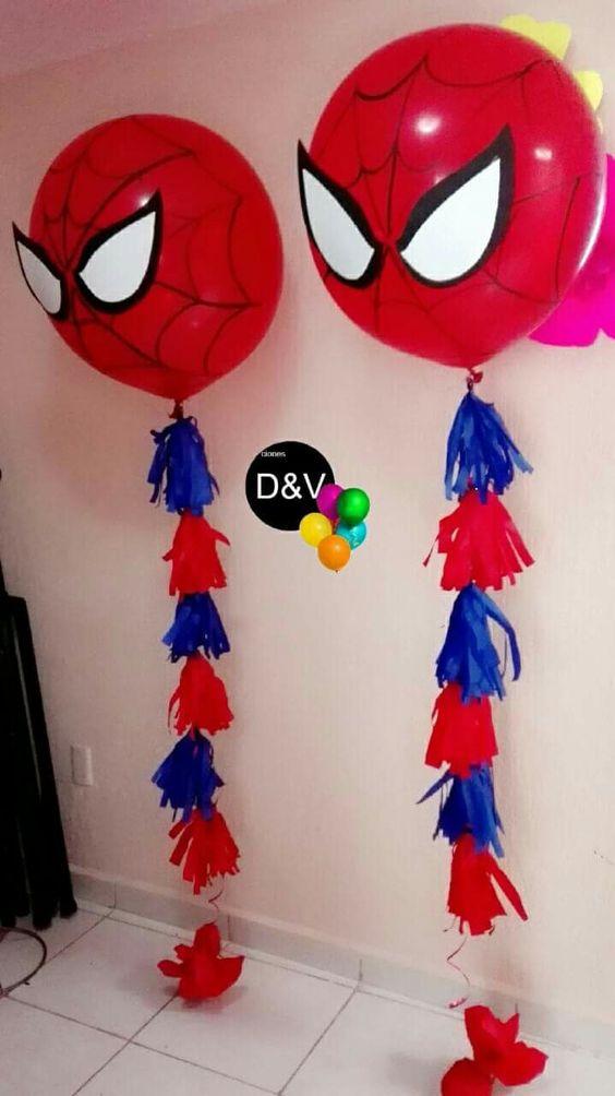 Festeja Una Fiesta De Feliz Cumpleaños De Spiderman Tips De Madre