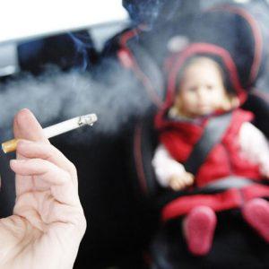 efectos tabaco en ninos