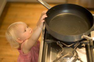 seguridad cocina