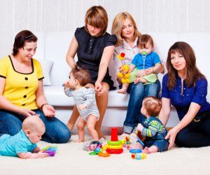 moms babies group
