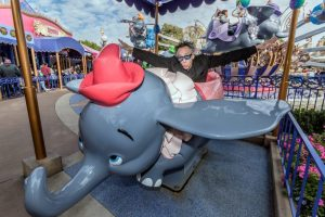 timburton disney dumbo