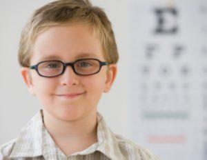 lentes ninos miopia