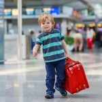 maleta ninos vacaciones