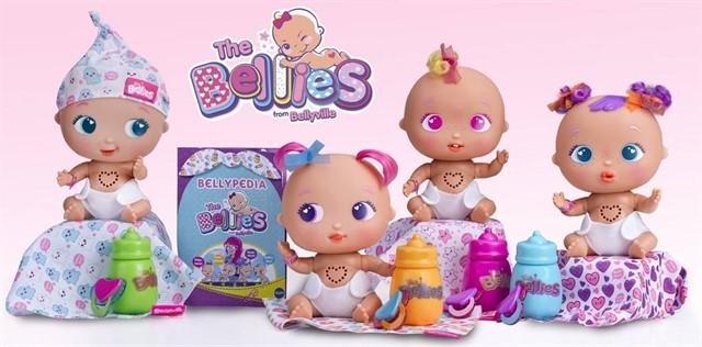 Muñecas Bellies