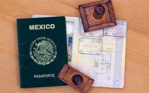 pasaporte mexico menores edad