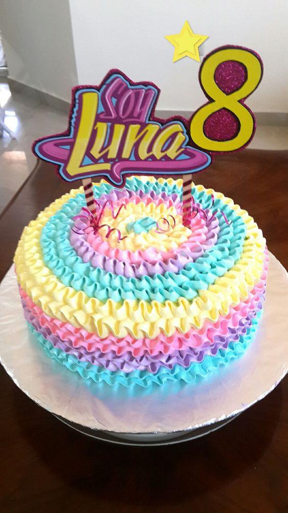 Feliz De Cumplea 241 Os Soy Luna Fiesta Infantil Tips De Madre 174