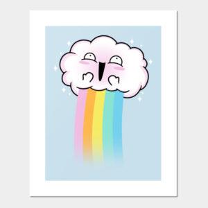 personaje nube