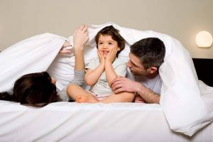 Pasar a un niño a su propia habitación - Métodos