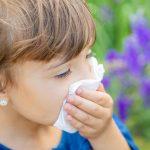 alergias comunes ninos
