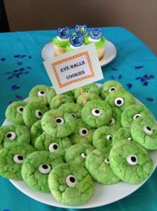 galletas monsters