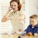 Cómo hacer de comer más rápido con niños